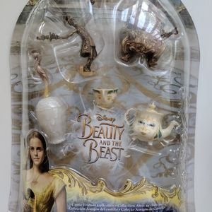 Disney - Beauty and the beast toy